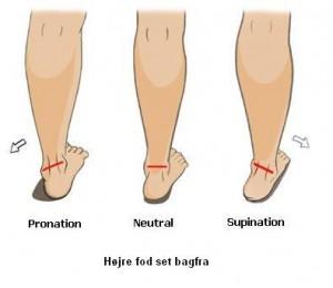 pronation og supination, pronation, supination