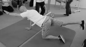 træning genoptræning øvelser ved kiropraktor