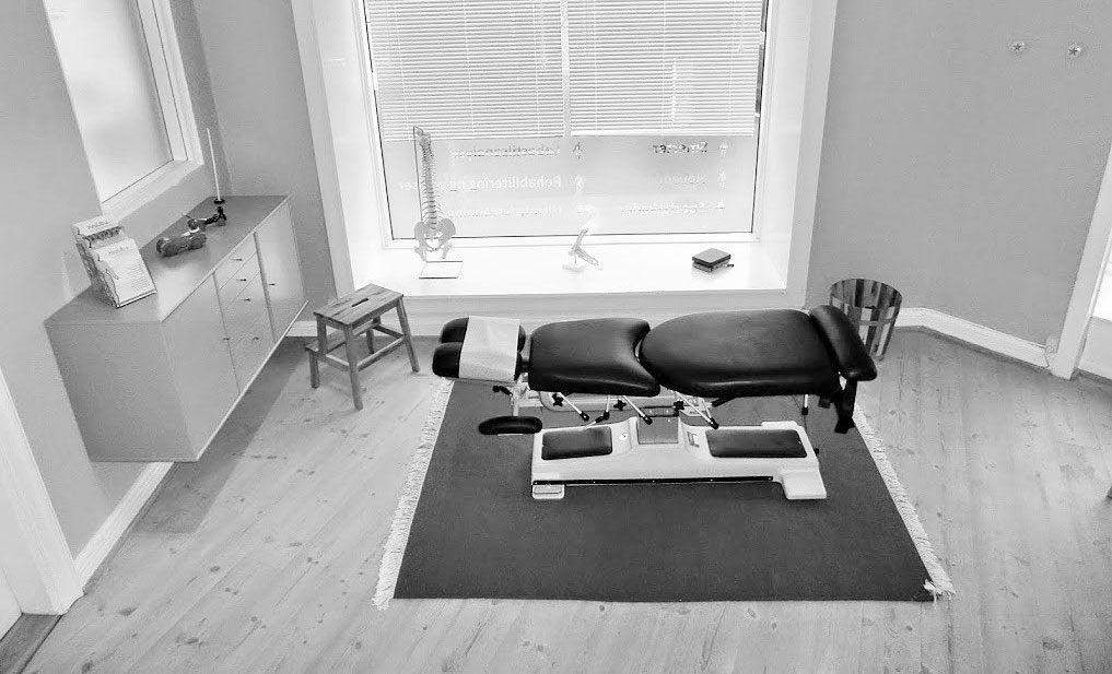 Kiropraktisk klinik nær København Ø